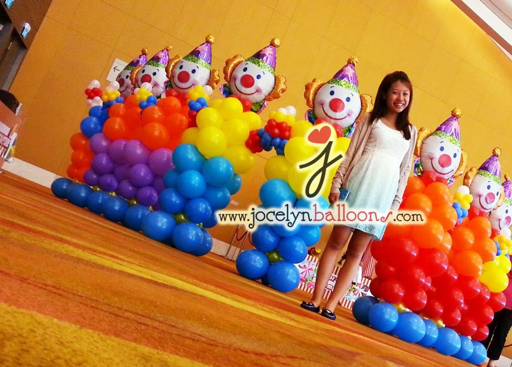 jocelynballoons clowns