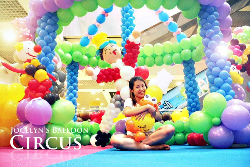 jocelyn balloon circus