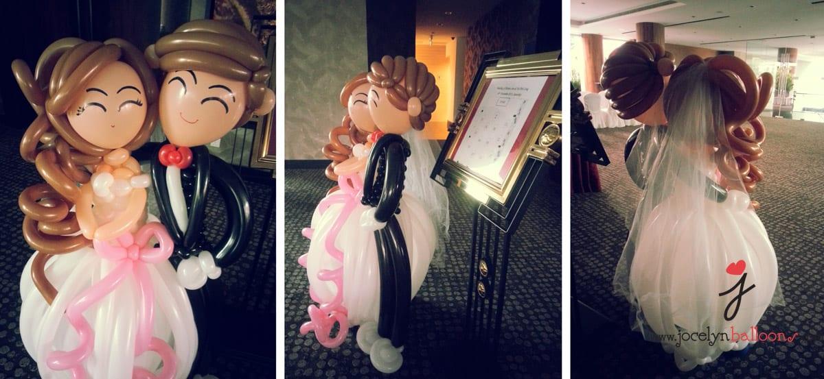 Wedding Balloon Decorations Jocelynballoons