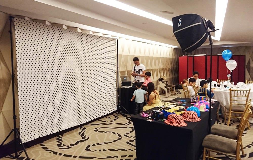 Professional Photobooth Rental