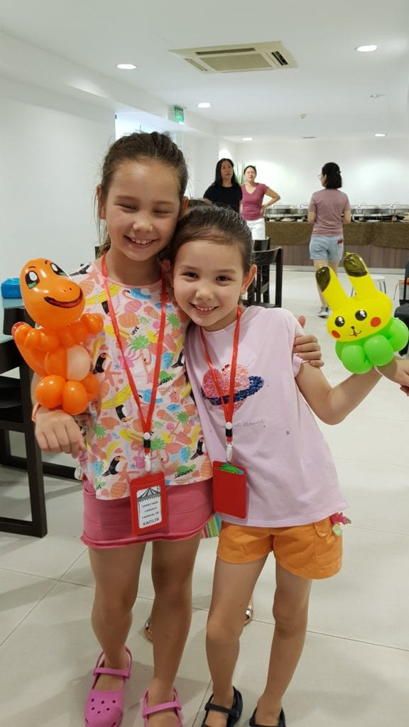 Special Balloon Sculpting for Your Kid Party?