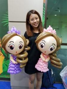 Balloon Princess
