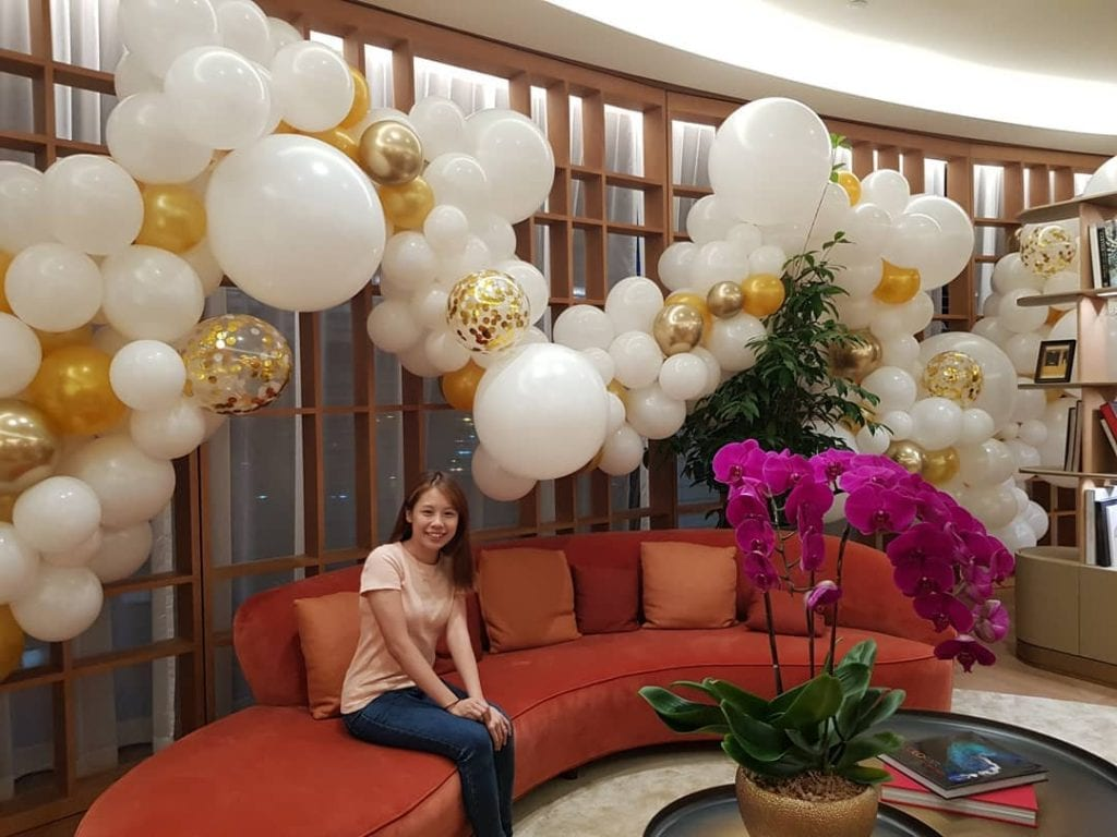 Balloon Decorations For Cartier