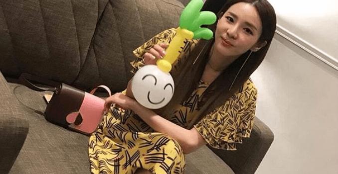 Balloons for Sandra Park!